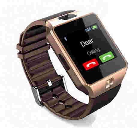 Generic Bluetooth Smart Watch with SIM and Memory Card Support 999 रुपये की घडी मात्र 626 रुपए में पाएँ
