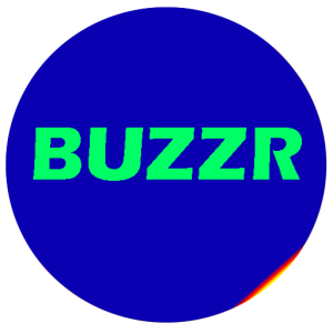 buzzr.in logo